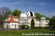 Obserwatorium astronomiczne na wzgórzu Petrzin