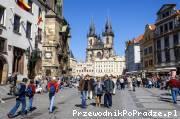 Tyński Kościół w Pradze
